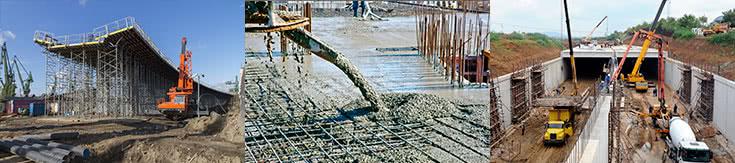 Гидроизоляция зданий, сооружений и строительных конструкций